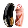 Aircraft Cup Silocone Holder Thrusting Automatic Shock Absorption Pronunciation + Charging Heating Rod Male Masturbation Cup Q233