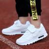 Children Shoes 2019 Summer Girls Boys Casual Shoes Breathable Mesh Kids Casual Flat Sneakers White Chaussure Enfant Garcon Fille