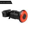 Seat tube mount light