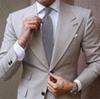 New Coat Pant Designs Men Suits Custom Made Wedding Suit Bestmen Summer Marriage Groom Tuxedo 2 Piece(Jacket+Pant+Tie)