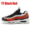 TT negro rojo