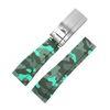 vert 1 fermoir argent camouflage