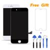 For iPhone 8 LCD Touch Screen Display Digitizer Assembly Replacement 4.7inch Screen 100% Strictly Tesed Best Quality LCD Free Repair Tools