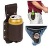 ABEDOE Outdoor Climbing Camping Hiking 1pc Holster Portable Bottle Waist Beer Belt Bag Handy Wine Bottles Beverage Can Holder