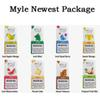 Myle Pods Disposable Pod for Myle Vape Starter Kits 0.9ml Salt Nic Replacement Device Compatible Pods Cartridges Great Quality 14 Flavors