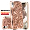 Premium bling 2 in 1 Luxury Diamond Rhinestone Glitter Phone Case For iPhone XR XS MAX X 8 7 6 Samsung Note 9