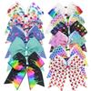 New Cheer Bows For Cheerleader Girl Cheerleading Bows For Teen Child Kids Boutique Cheer Bow Free shipping