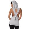 Sexy Summer Women Tank Tops Hooded Back Cross Hollow Sleeveless Vest For Women Pp800m woman clothes