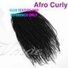Afro lockig