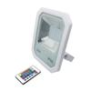 LED Projector Floodlight Outdoor Aluminium 30W 50W 100W SMD 2835 LED Flood Light Waterproof IP66 RGB White Warm white