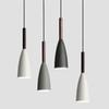 Pendant Lights nordic style LED Pendant Lamp Dining Room Suspension Luminaire wood lamp For Home Lighting modern hanging lamps