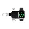 Key Chain Power Bank External Battery Pack QI Wireless Charger for Apple Watch 1 2 3 4 Series Portable Outdoor Mini Charger With Retail box