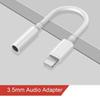 3.5mm Earphone Adapter for IPhone X XR XS Max 8 7 6 6s Plus AUX Headphones Adapter for I Phone Xsmax Xmax IPhone7 Accessories