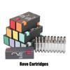 Rove Vape Cartridge 1.0ml 1 Gram 0.8ml Ceramic Coil Empty Carts Tank For Thick Oil 510 Battery Vape Pen 12 Falvors