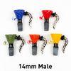 E-Stil 14mm Männlichen zufällige Farbe