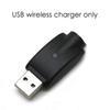 Apenas carregador sem fio USB