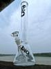 Kothy 17 Inches Big Glass Bongs Beaker Bong Thick Glass Wall Super Heavy Water Pipes With Glass Bowl OR Quartz banger