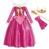로즈 드레스 세트 01