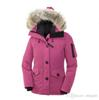 Women's Down Warm Canada Outdoor Sports Down Jacket Woman's High Quality Winter Cold Outdoor Ski Park Coat