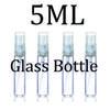 5 ml Glasflasche Cap T