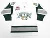 Cheap custom EVERETT SILVERTIPS WHL WHITE HOCKEY JERSEY stitch add any number any name Mens Hockey Jersey XS-5XL