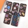 Hard TPU Phone Case for IPhone X XS Max 7 8 7Plus 8Plus 6 6s Plus Painted Cellphone Cover Top Quality Designer Fashion Shell