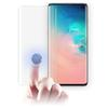 Full cover Fingerprint Unlock Tempered Glass Protective Glass Screen Protector Film For Samsung S10 Plus 5G e M10 M20 M30 A10 A20 A30