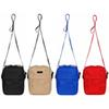 Sup 44th Shoulder Bag Chest Pack Fanny Pack Fashion Waist Men Canvas Hip-Hop Belt Bag Men Messenger Bags 18ss