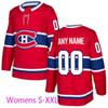 Red Womens S-2XL