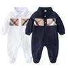 NEW 0-12 Month baby girls clothes spring long Sleeve romper autumn children's Infant clothing winter baby boys jumpsuits B251