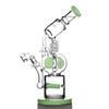Gili-100 vert avec pétard quartz
