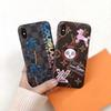 Luxury Phone Case for Iphone X XS XR Xs Max 7 8 7 8 Plus 6 6s Painted Hard Phone Case Top Quality Designer Cover Case