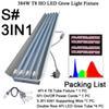 S # 4 ft Işıklar Fikstürü LED Grow