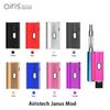 Original Airis Janus Mod With 650mAh Built-in Battery Compatible With Both Pods And 510 Thread Tank Preheating Function Portable And Compact