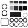 Universal DSLR Neutral Density ND2 4 8 16 Lens Filter Kit for Cokin P Set SLR DSLR Camera Lens Camera Photo