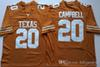 20 Earl Campbell.