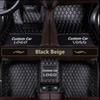 Black + Beige