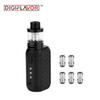 Digiflavor Ubox Electronic Cigarette Starter Kit Built-in 1700mah Battery & 2ml Tank Atomzier with Extra 5pcs 0.5ohm Utank Coils