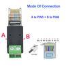A para Pin5 B para pin6