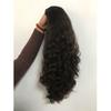 Le beauty 100% European Virgin Human Hair Jewish Wig Silk Top None Lace Kosher Wigs 130% High Density Curly Wigs