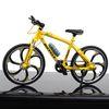 Road Racing Bike Yellow
