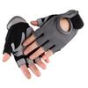 Anti-skid Half Finger Gym Gloves Sports Body Building Training Wrist Gloves Men & Women Dumbbell Fitness Exercise Hiking