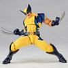 The X Men Heroes No.005 Wolverine Logen Revoltech Action Figures 16cm 6.30inches Collention Display Toys