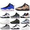 Newest GOOD Tinker 10s Cement mens Basketball Shoes 10 Westbrook steel grey I'm back Lazer Blue new mens sneaker trainers 7-13