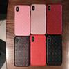 Six colors embossing case for iPhone 6 6s 7 8 8plus XR X back cover for Apple iphone x xr 7plus case for iphone xs max iphone11 pro max