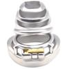 Stainless Steel Cock Super Small Chastity Cage Ventilation Cage Bndage Fetish Device Penis Sex Ring for Men G7-248A