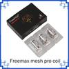 Freemax Mesh Pro Coil Replacement Single Dual Triple Mesh Coils Head Core For Mesh Pro Tank 0266287