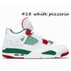 Pizzeria blanche # 18