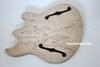 NEW BRAND HOLLOW ELECTRIC GUITAR BODY