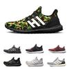 New Ape Ultra Boost 4.0 Camo Black White Grey Ultraboost 4.0 Running Shoes men women UB Trainers Sports Athletic Sneakers Size5-11